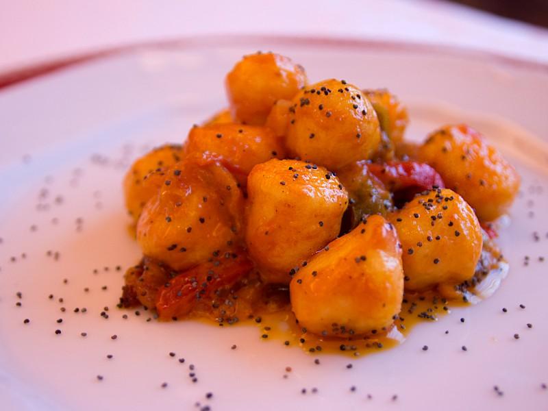 Gnocchi di patate/zucca